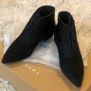 Zara Woman Booties